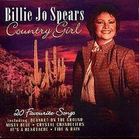 Cover Billie Jo Spears - Country Girl [1981]